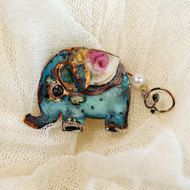 Beastie Brooches - Sold Items
