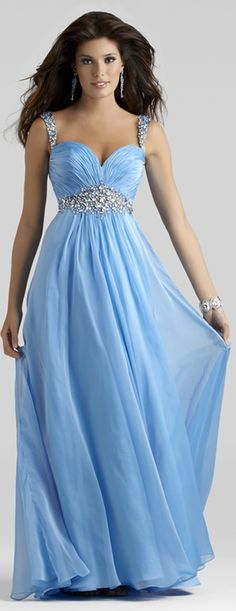 Chateau Blue #Clarisse #Gown