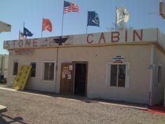 Stone Cabin, AZ