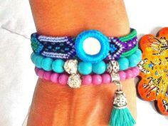 SALEGYPSY  BRACELETS  bohemian bracelets  ethnic by Nezihe1, $29.99