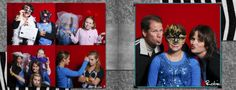 Photo Booth Birthday Party Theme and Photo Book. http://bit.ly/Iunt4g