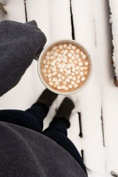 marshmallow hot coco