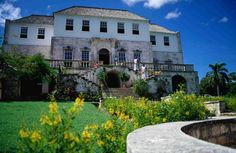 Rose Hall - Montego Bay, Jamaica: This huge house is inhabited by the ghost of voodoo priestess's daughter, Annie Palmer, who reportedly causes bloodstains to appear and disappear randomly. She was murdered in her bed after an 11-year reign of death, torture and nymphomania.  Annie murdered three husbands and a succession of slave lovers by poisoning, strangulation and witchcraft, before forcing other slaves to carry bodies through a tunnel to be buried on a beach. According to legend, it is ...