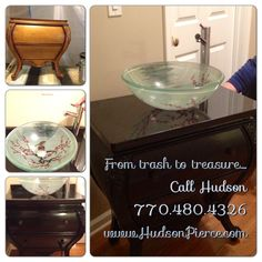 Bathroom remodels, cabinet refinishing, paint, glaze, antiquing.... Call Us 770.480.4326
