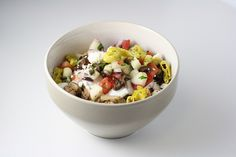 Greek Rice Bowl by esimpraim, via Flickr