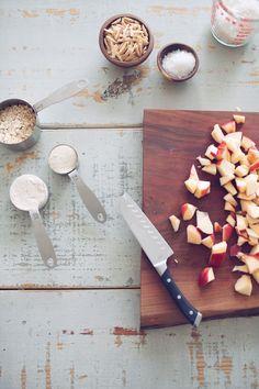 Apple Coconut Crisp