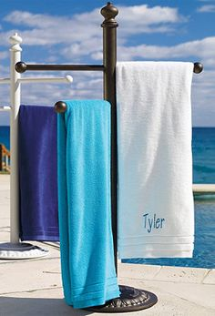 Check out these pool side essentials.