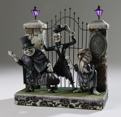 Disney Haunted Mansion Hitchhiking Ghosts Figurine ($105.85)