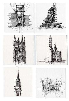 art draw, architectur draw, artists, napkins, architectural illustration, napkin sketch, the artist, sketches, design