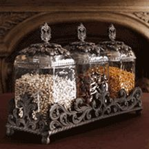 GC Collection Glass Canisters