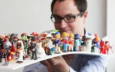 Playmobil: allowing children to make up their own story - Telegraph