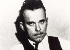 John Dillinger, serial bank robber