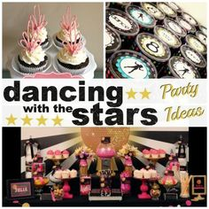 Dancing with the Stars Party Ideas