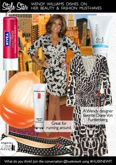 Wendy Williams Favorite Beauty Products
