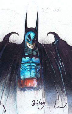 Batman by Simon Bisley