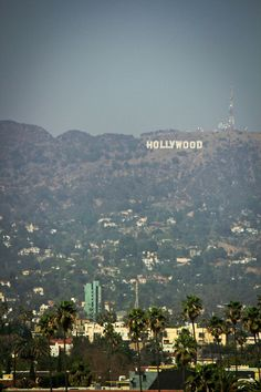 Hollywood, California :)