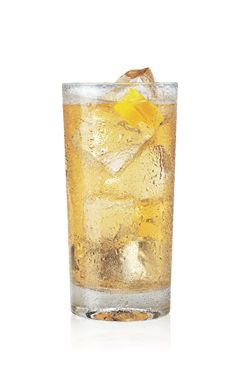 PINNACLE® GINGERSNAPPED 1 PART PINNACLE® ORANGE WHIPPED® VODKA 2 PARTS GINGER ALE Mix in a glass with ice and garnish with a lemon wedge.