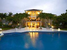 Luxury villa in Barbados