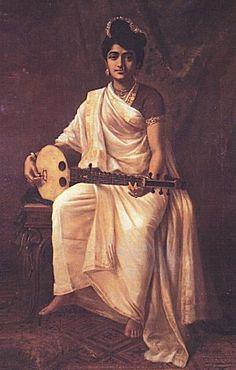 Oil Paintings of Raja Ravi Varma