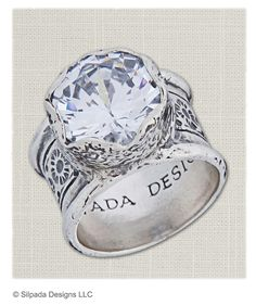 Love this SIlpada ring! $82 | http://about.me/terri_hermes |