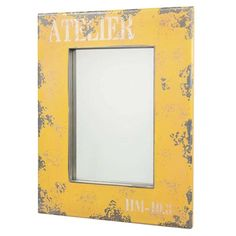 I pinned this Atelier Loft Mirror from the Mexicana event at Joss and Main!
