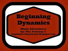 Beginning Dynamics - Lesson 2