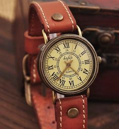 Retro Fashion Watch