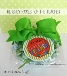 It's Written on the Wall: Excellent Teacher Appreciation Gift Ideas