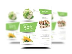 Product Sale Flyer/Poster Templates