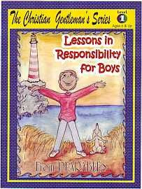 Lessons in responsibility for boys