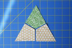 Great Y-Seam Tutorial on a refreshing blog I like to visit!