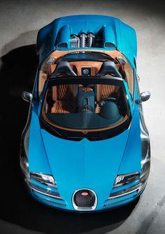 Bugatti Legend Veyron 16.4 Grand Sport Vitesse