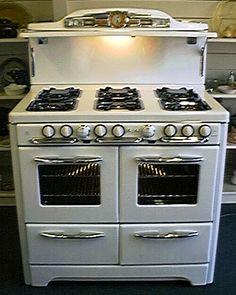 Vintage stove - gas
