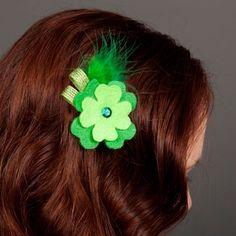 St. Patrick's Day Fascinator