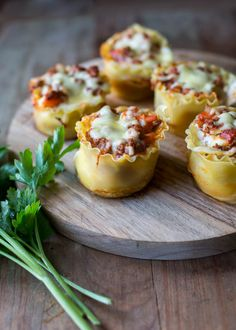 cook, lasagne cups, appet, beach dinner recipes, cake crumb, lasagne recipe, lasagn cup, lasagna cups recipe, beach sand