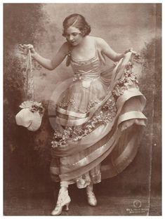 Irene Castle; c.1910