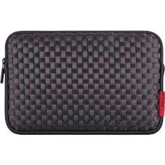 """Merge Sleeve for Kindle Fire (Black/Red) -   Certified """"Made for Kindle"""" Accessory - Kindle Fire  Woven pattern looks great and enhances gripability  Flexible and durable  Form-fitting design for Kindle Fire  Impact-resistant.  -- 20% DISCOUNT for a limited time!"""