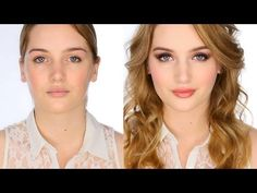 Lisa Eldridge - Grown Up Girly / Date Night Make-Up Look. For more tips and a list of products visit http://www.lisaeldridge.com/video/24862/grown-up-girly-look/ #Makeup #Beauty #Tutorial