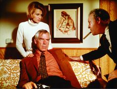 Still of Angie Dickinson and Lee Marvin in Point Blank
