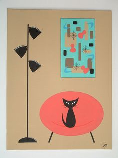 Mid-Century, by Donna Mibus