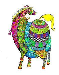 Hey, I found this really awesome Etsy listing at https://www.etsy.com/listing/52788152/cherubic-cheval-deux-horse-print