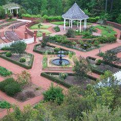 State Botanical Gardens of Georgia in Athens, Georgia