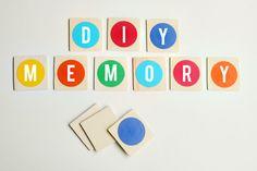 DIY Memory Game | Hellobee
