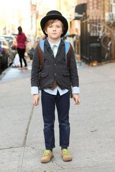 Humans of New York  {boys rock}