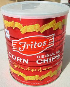 Remember when chips were packaged in a CAN!?!?!