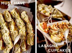 Heirloom LA Lasagna Cupcakes™