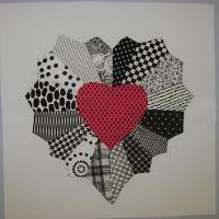 Dresden Heart - via @Craftsy