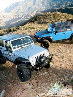 Toyota Fj Cruiser and JeepWrangler.....I will take both please!!