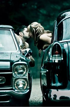 drive by kisses