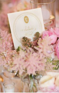 Our Muse - Romantic Parisian Wedding - Be inspired by Lucy & David's romantic Parisian wedding - wedding, escort cards, menus, signs, place cards
